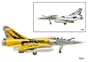 Mirage 2000C Ec 2/2 Cote D'OR (1:200), Hogan Wings Collectible Airliner Models Item Number HG7433
