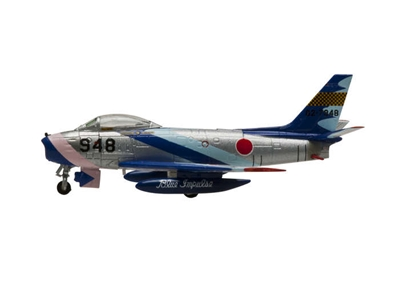 "F-86-40 JASDF ""Blue Impulse"" Right Wing 02-7948 (1:200), Hogan Wings Military Airplane Models Item Number HG7884"