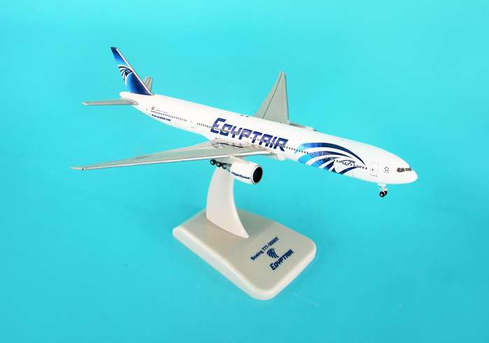 Egypt Air 777-300ER (1:500) New Livery
