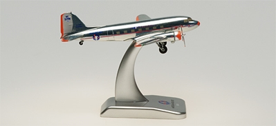 American DC-3 -NC21798 (1:200), Hogan Wings Collectible Airliner Models Item Number HG9659-98