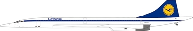 Lufthansa Concorde D-ASST (1:200) - Preorder item, order now for future delivery, InFlight 200 Scale Diecast Airliners, B-SST-LH-001