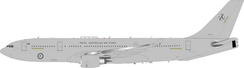 Royal Australian Air Force Airbus KC-30A (A330-203MRTT) A39-004 (1:200) - Preorder item, Order now for future delivery