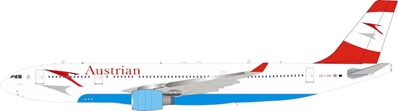 Austrian Airlines Airbus A330-223 OE-LAN (1:200)