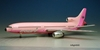 Court Line L-1011, 1973 Pink (1:500), InFlight 500 Scale Diecast Airline models Item Number IF5112002