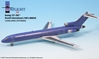"Braniff International Ultra 727-200 ""Blue Ultra"" (1:200), InFlight 200 Scale Diecast Airliners Item Number IF722015"