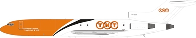 TNT Boeing 727-200 OY-SES (1:200)