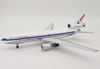 United Airlines McDonnell Douglas DC-10-10 N1817U Polished  (1:200)