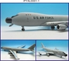 USAF Boeing YAL-1A (747-4G4F) 00-0001 (1:200) - Preorder item, order now for future delivery, InFlight 200 Scale Diecast Airliners Item Number IFYAL0001-1