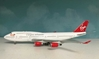 Virgin 747-400 G-VFAB (1:200), InFlight 200 Scale Diecast Airliners Item Number WB744AB