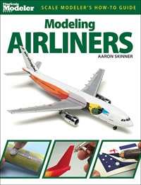 Modeling Airliners, Kalmbach HobbyStore Item Number KAL12470