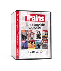 70yrs Of Trains Magazine Dvd, Kalmbach HobbyStore Item Number KAL15100