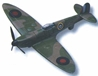 "Spitfire (Approx. 6""), Motormax Diecast Item Number DC6-SPIT"