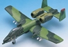 A-10 Thunderbolt 1:72 Scale Die Cast, Motormax Diecast Item Number DP-A10