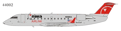 Northwest Airlink CRJ-440 N8980A Operated by Pinnacle Airlines (1:200)