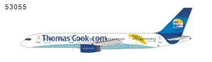 "Thomas Cook Airlines 757 G-FCLA  ""Vote for a Free Day"""