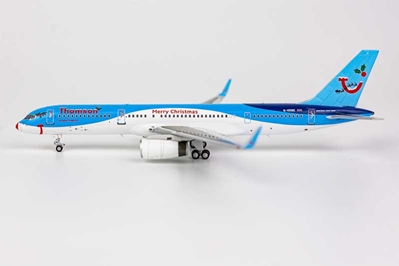 "Thomson Airways 757-200/w G-OOBE ""Merry Christmas"" livery (1:400)"