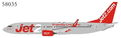 "Jet2 737-800/w G-JZBL ""Friendly Low Fares"" titles (1:400)"