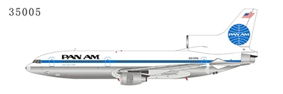Pan American World Airways - Pan Am L-1011-500 N510PA (1:400)