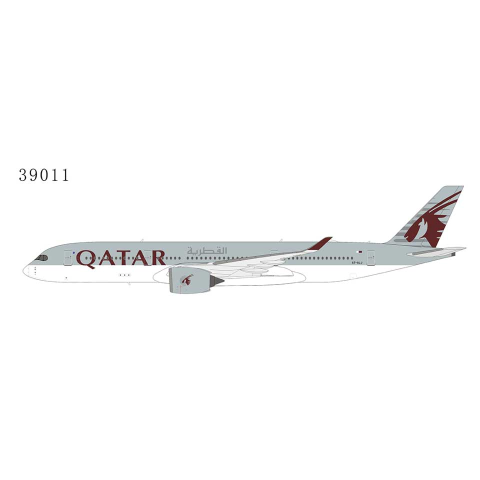 Qatar Airways A350-900 A7-ALJ 1:400