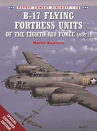 B-17 Fortress Of The 8th Af