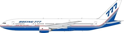Boeing B777-200 Old House Livery N7771 (1:400) - Preorder item, order now for future delivery, Phoenix 1:400 Scale Diecast Aircraft, Item Number PH4BOE1839