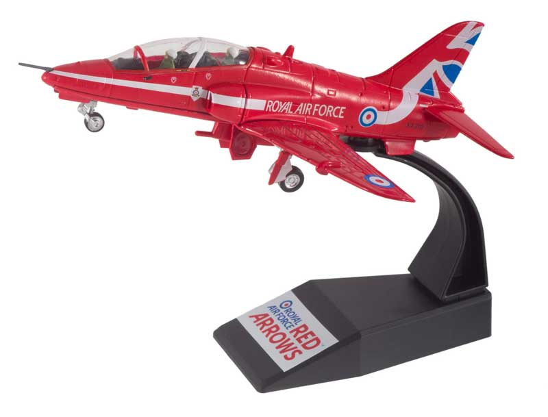 BAE Systems Hawk T.1, Red Arrows (1:72), Royal Air Force Diecast Item Number RAF40608