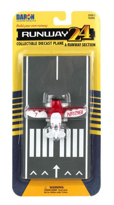 "Gee Bee Racer (approx Approx. 5"") by Runway 24 item number: RW160"