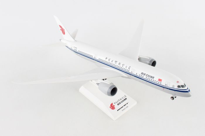Air China 787-9 (1:200) by SkyMarks Airliners Models item number: SKR1004