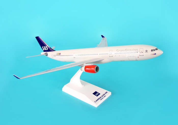 Sas A330-300 (1:200), SkyMarks Airliners Models Item Number SKR573