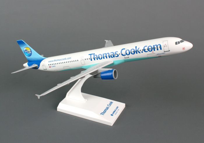 Thomas Cook A321 (1:150) by SkyMarks Airliners Models item number: SKR731