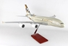 Etihad A380 (1:100) with Stand and Gear by Skymarks Supreme Desktop Aircraft Models item number: SKR8507