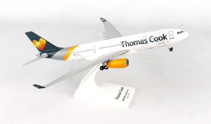 Thomas Cook A330-200 (1:200) by SkyMarks Airliners Models item number: SKR886
