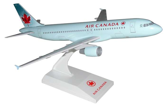 Air Canada A320 (New Colors) (1:150), SkyMarks Airliners Models Item Number SKR198