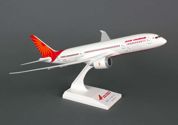 Air India 787-8 (1:200), SkyMarks Airliners Models Item Number SKR729