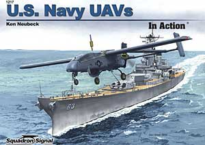 Usn Unmanned Vehicle In Action, Squadron Signal Publications Item Number SS1217