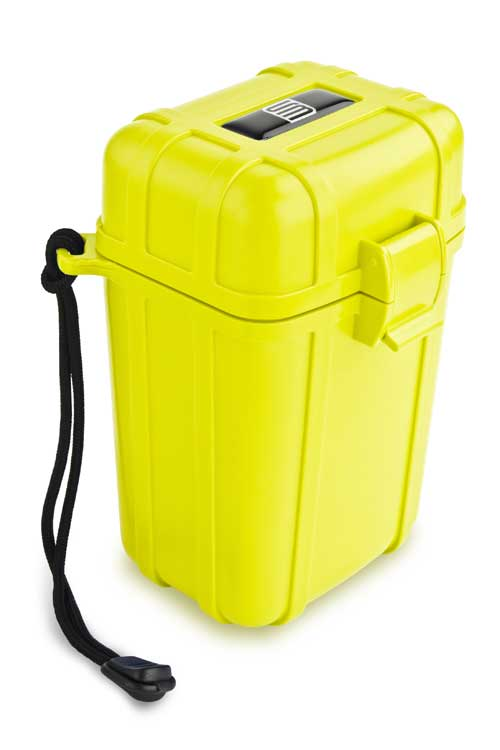 T4000 Yellow w/ Foam Liner by S3, Item Number S3-T4000-2