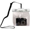 Camera Case 6 x 5 x 1 1/2 White/Clear by DryPak, Item Number DP-65CW