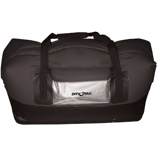 Large Duffel, Black, DryPak Item Number DP-D1BK