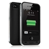 mophie Juice Pack Air for iPhone 4/4S, Black, Mophie Item Number MO-1145-JPA-BLK