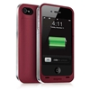 mophie Juice Pack Air for iPhone 4/4S, (Prod, Mophie Item Number MO-1148-JPA-P-RED