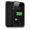 mophie Juice Pack Plus for iPhone 4/4S, Blac, Mophie Item Number MO-1160-JPP-BLK