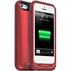 mophie Juice Pack Plus for iPhone 5, Red