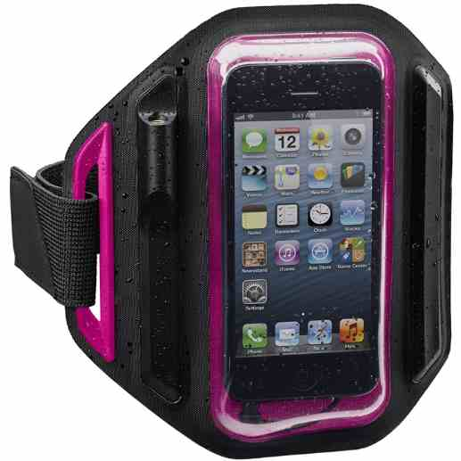 X-1 Momentum Armband - Pink by H2O, Item Number X1-MM-AB1-PK