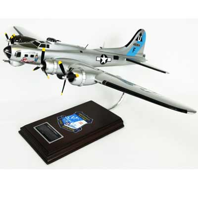 B-17G Flying Fortress (1:54)