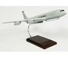 E-8D Joint Stars with New Engines (1:100), TMC Pacific Desktop Airplane Models Item Number CC008NTR
