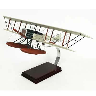 B & W (1:32), TMC Pacific Desktop Airplane Models Item Number KBABWT