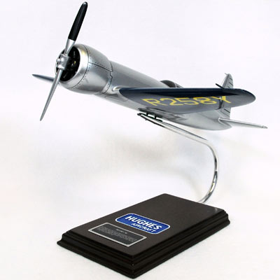 Hughes 1-B (1:20), TMC Pacific Desktop Airplane Models Item Number KH1BTE