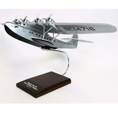 M-130 China Clipper PAA (1:72), TMC Pacific Desktop Airplane Models Item Number KM130T