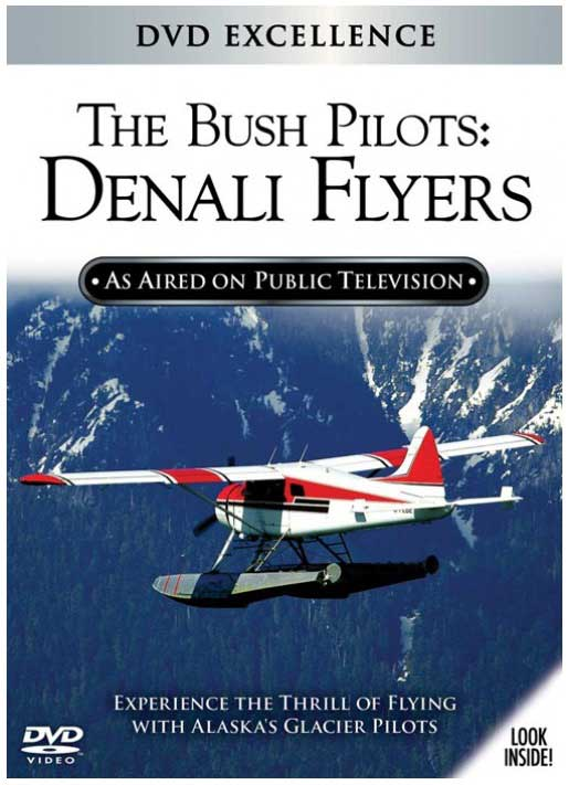 The Bush Pilots: Denali Flyers (DVD)