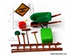 Hobby Gear Landscaping Set (1:24 Scale), Phoenix Item Number 16053